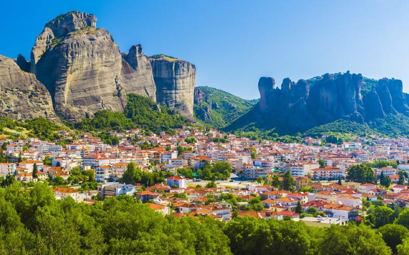 Die grosse Griechenland Rundreise 1