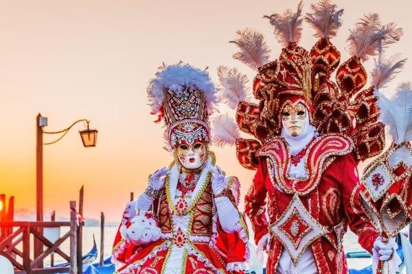 Karneval in VenedigTOP