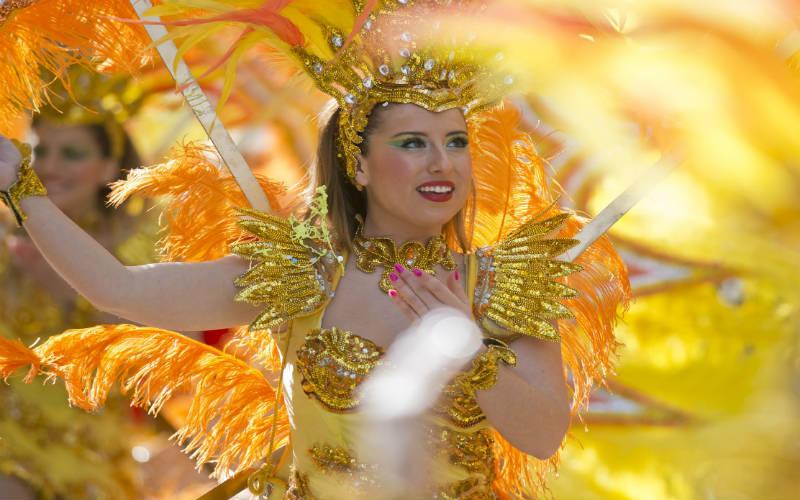 Karneval in Nizza & Zitronenfest in Menton 4