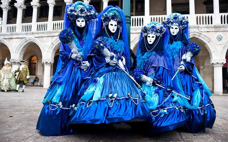 Karneval in Venedig 8