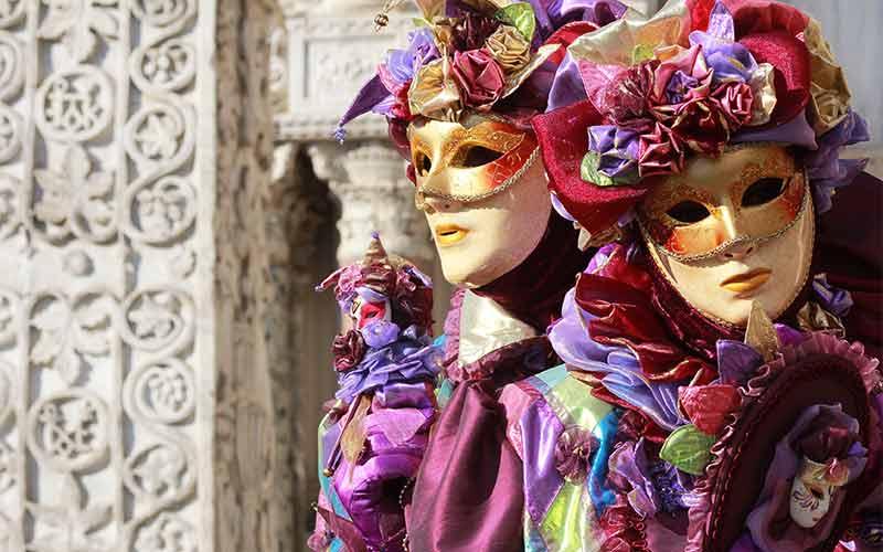 Karneval in Venedig 10