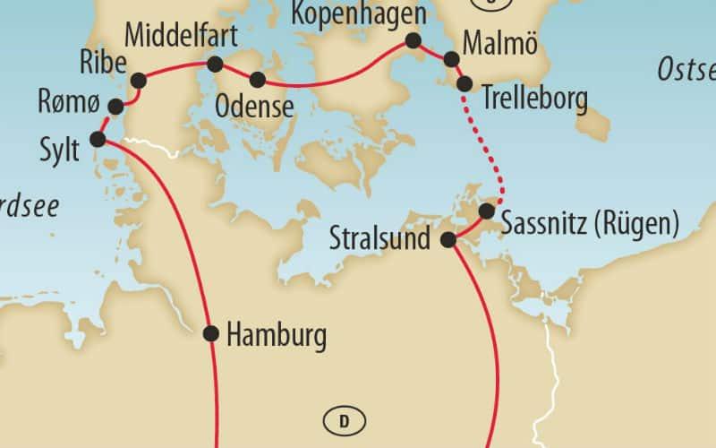 Perlen der Nord- & Ostsee 7