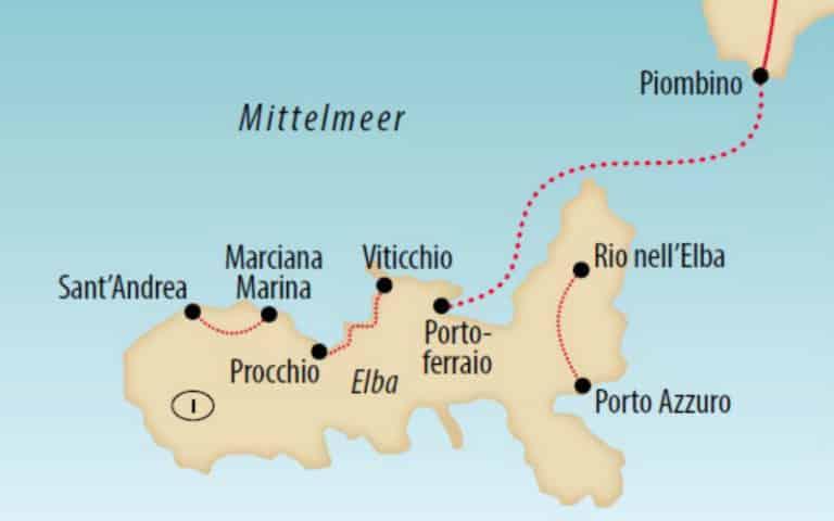 Wandern auf Elba 7
