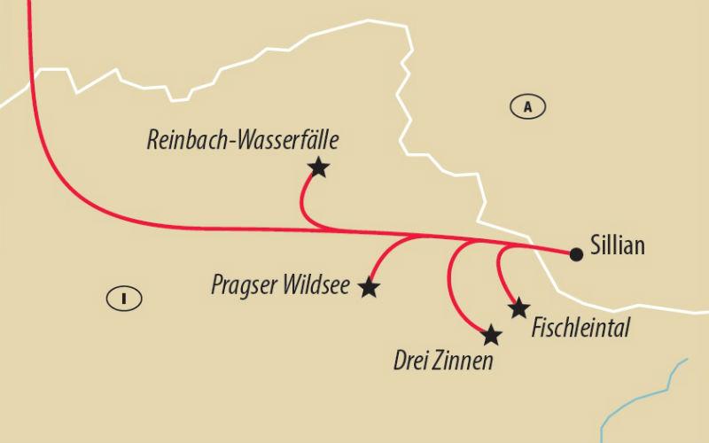 Südtiroler Dolomiten 4