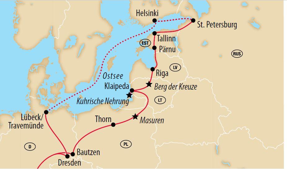 Grand Tour en Europe de l'Est 6