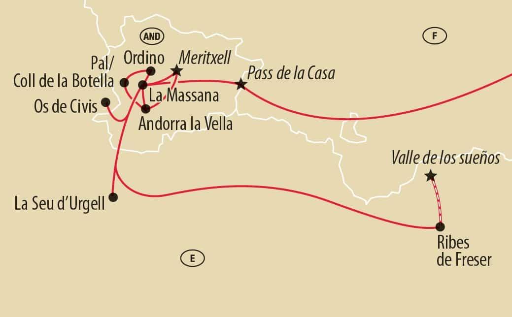 Andorre - Principauté du bonheur 5