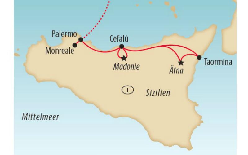 Eveil printanier en Sicile 3