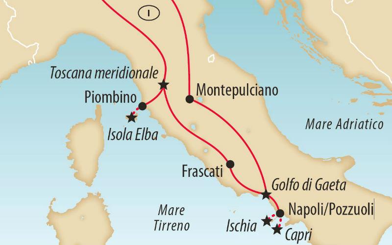 Elbe, Ischia & Capri 10