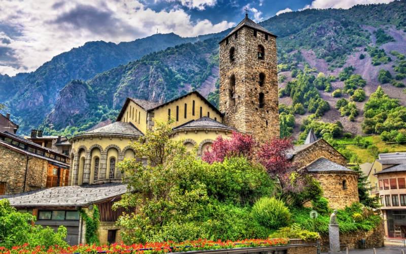 Andorre - Principauté du bonheur 1