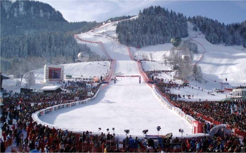 Coupe du monde de ski à Kitzbühel 1