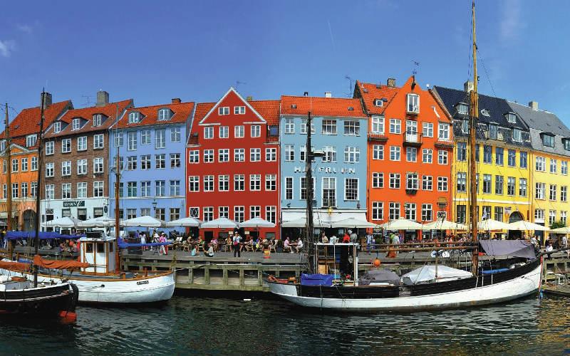Dänemarks Trauminseln & Museumsbahnen 1