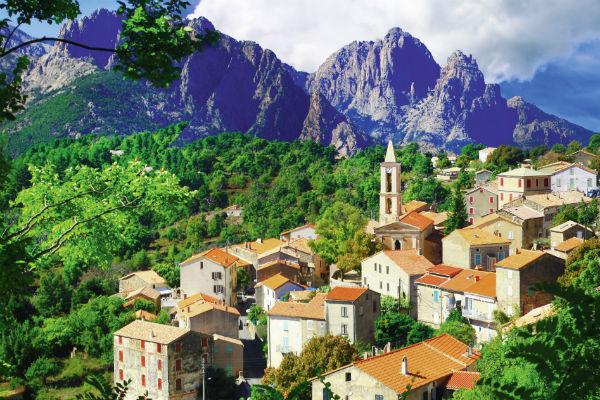 Korsika Wandern TOP