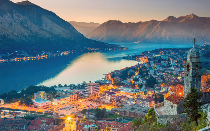 Charmes de l'Albanie 3