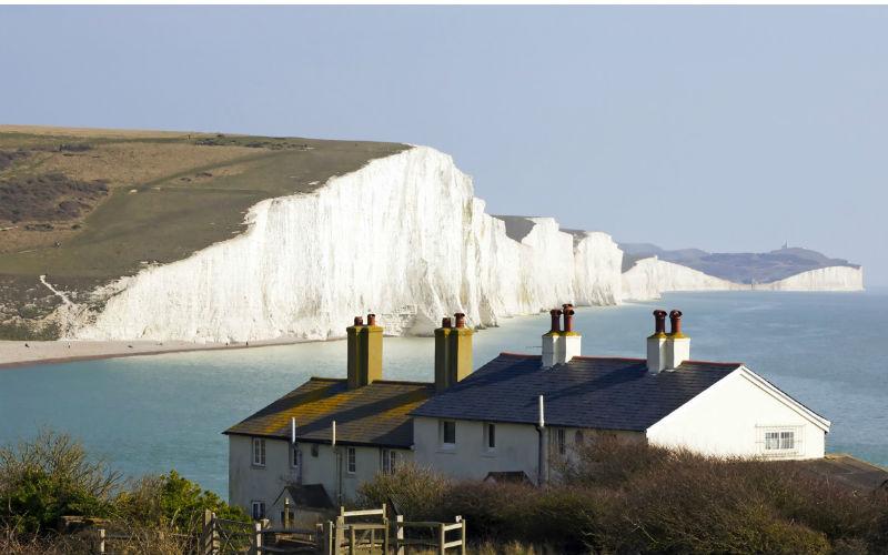 Les côtes du sud de l'Angleterre 2