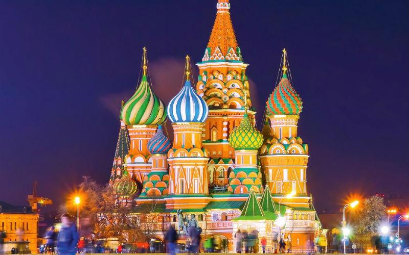 Von St. Petersburg nach Moskau 6