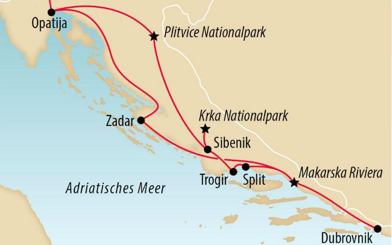 Fantastisches Kroatien 8