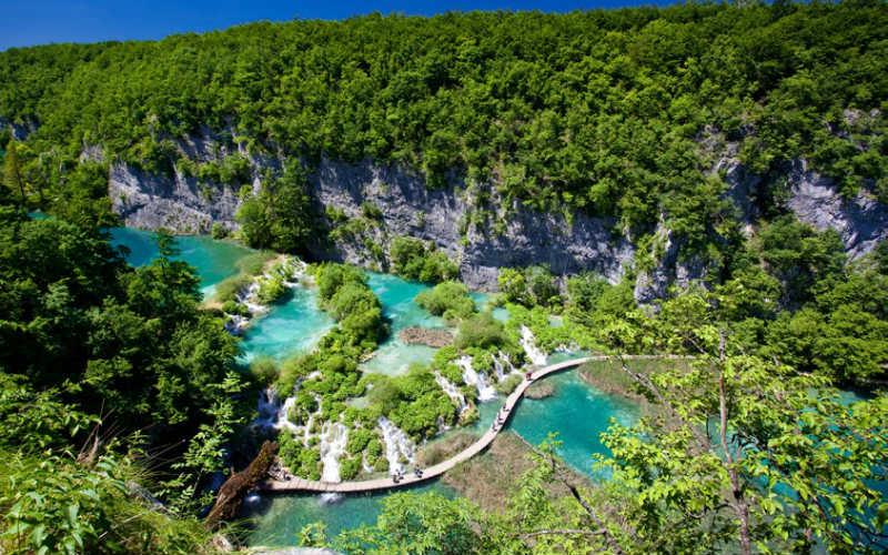 Plitvice Nationalpark & der Schatz am Silbersee 6