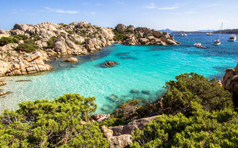 Küstenwandern auf Sardinien 3