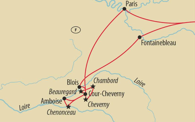 Les féeriques châteaux de la Loire 2