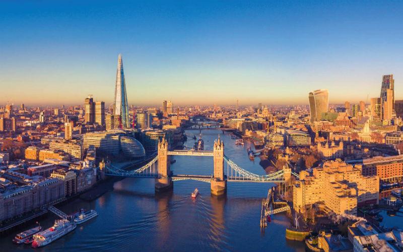 London, Hamburg & die Queen Mary II 5