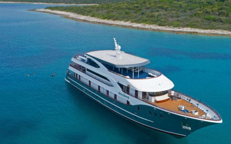 Yacht-Kreuzfahrt / Dalmatiens Inselperlen 2
