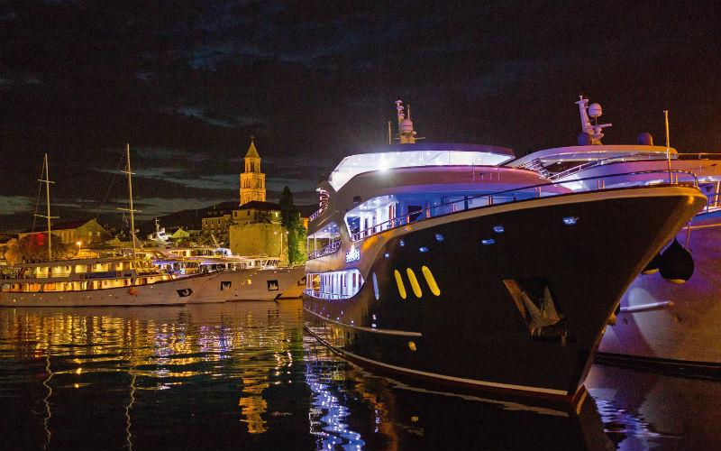 Le féerique archipel dalmate en yacht 4