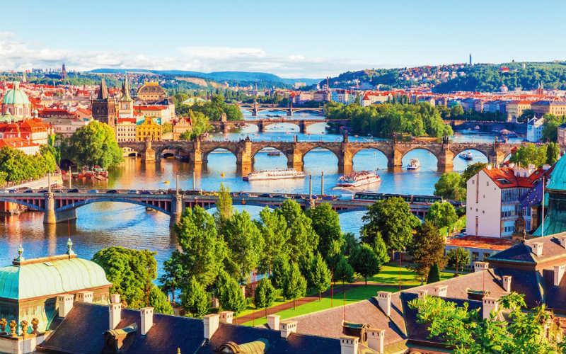 Escapade estivale à Prague 3