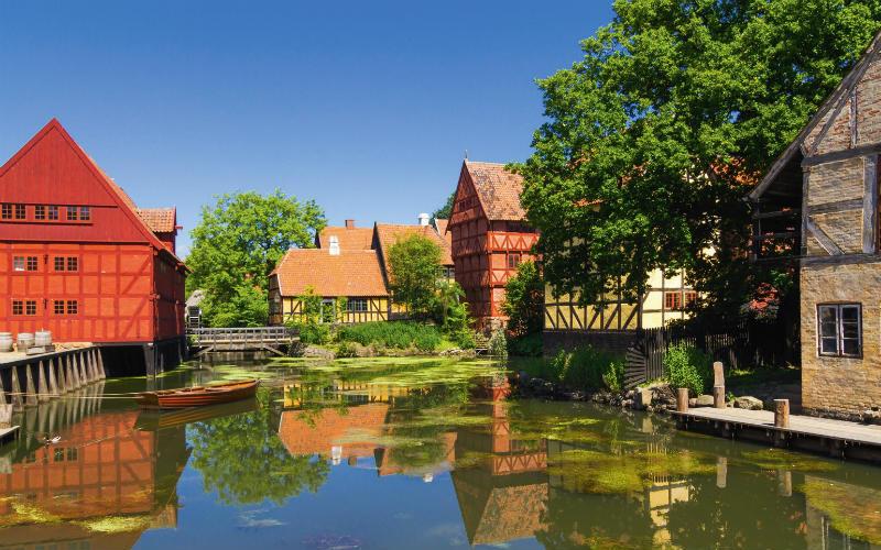 Dänemarks Trauminseln & Museumsbahnen 6