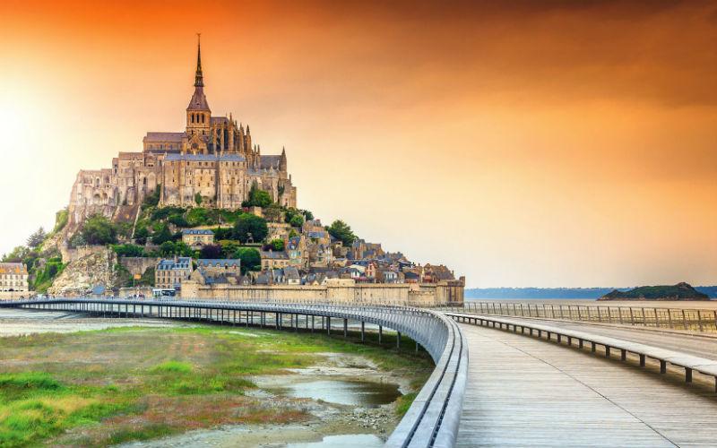 Bretagne, Normandie & île de Jersey 1