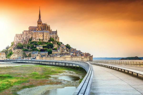 Mont Saint Michel TOP