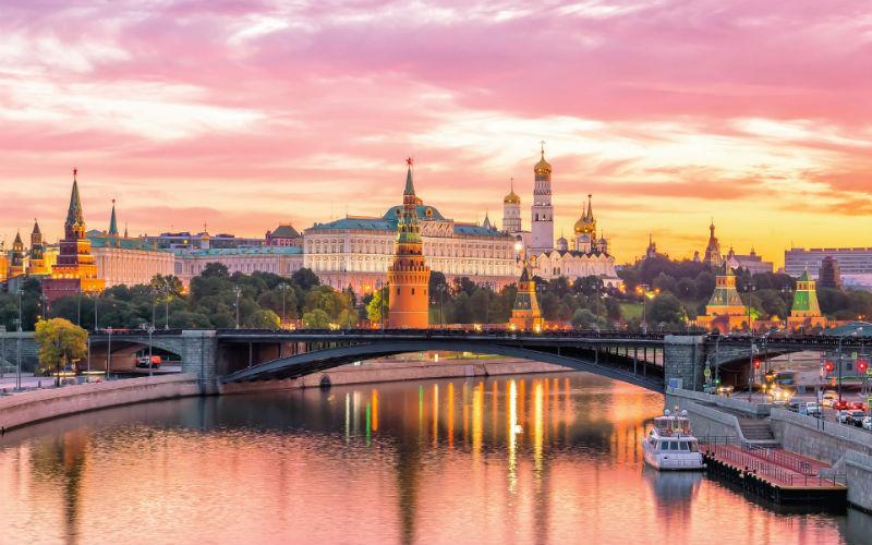 De Saint-Pétersbourg à Moscou 7