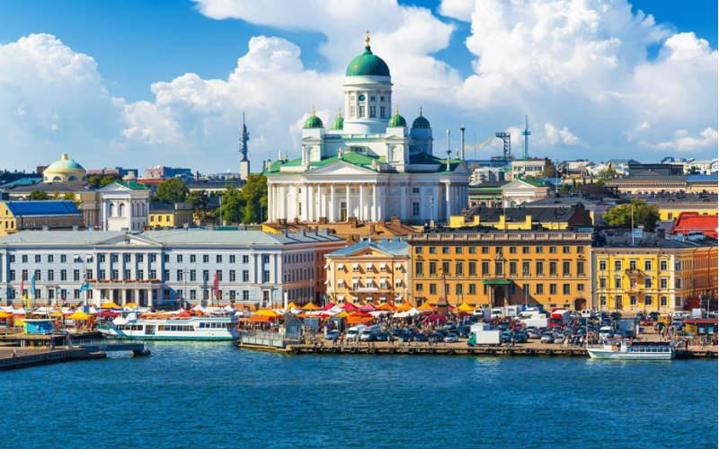 Quatre villes scandinaves d'un coup 1