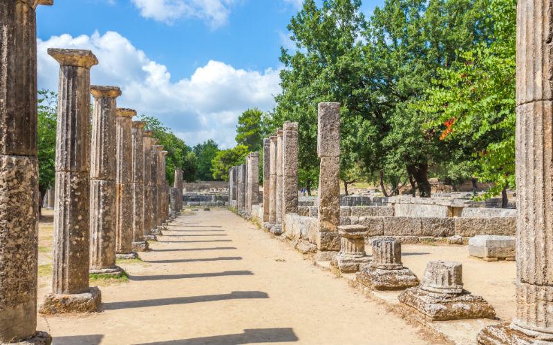 Le Grand Tour de Grèce 3