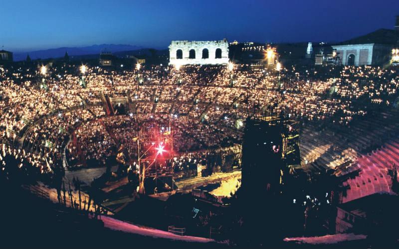 Opernträume in Verona & Italiens Traumgärten 1