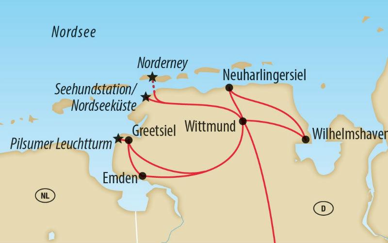 Ostfriesland - die pure Frische 6
