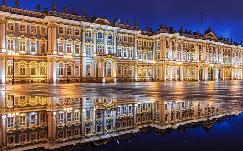 Grand Tour en Europe de l'Est 2