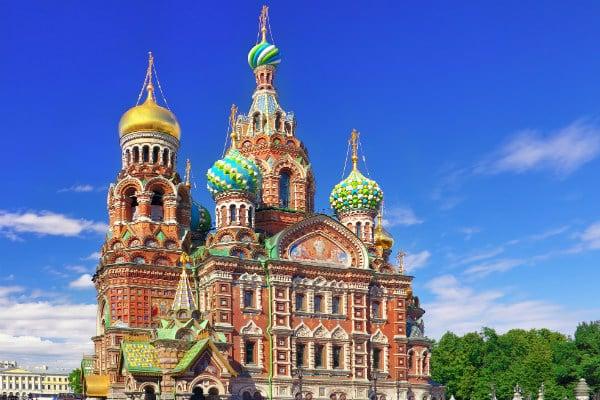 Helsinki - St. Petersbourg - Tallin 3