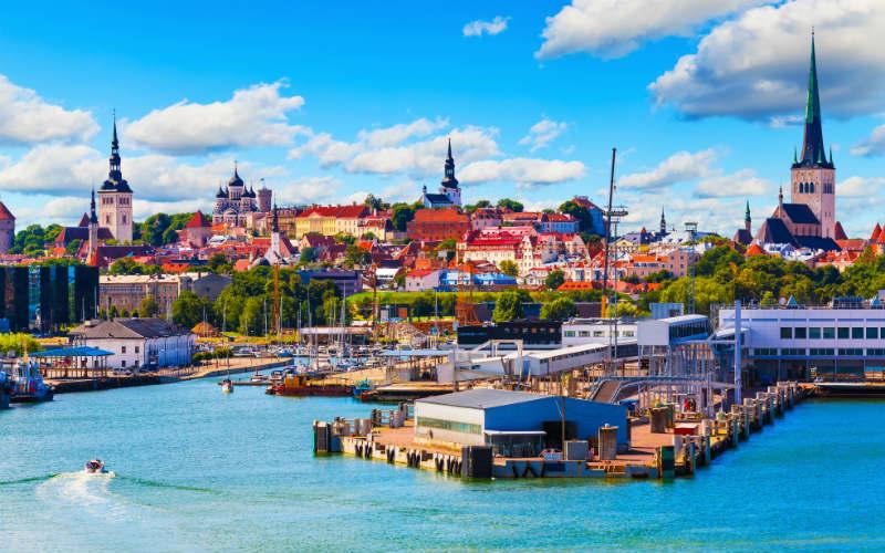 Grand Tour en Europe de l'Est 1