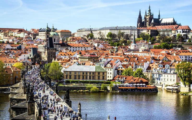 Prague, Budapest & Vienne 4