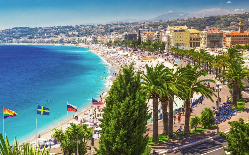 Riviera des Fleurs & Côte d'Azur 8