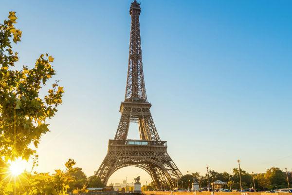 Paris Eifelturm TOP