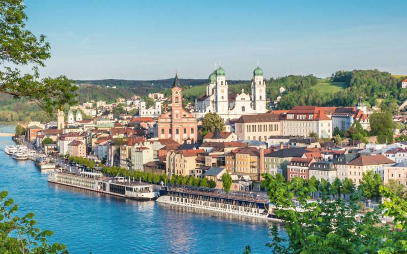 Auf der schönen blauen Donau 7
