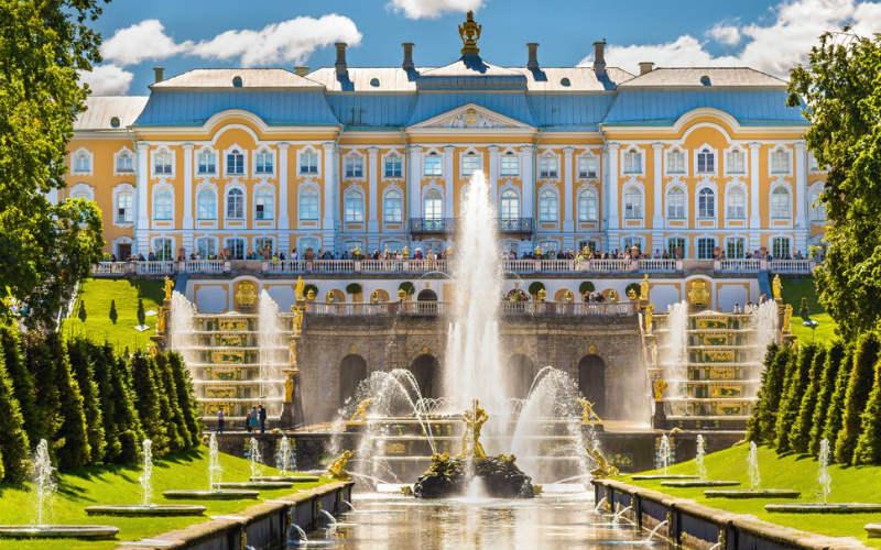 Von St. Petersburg nach Moskau 8