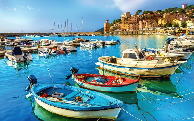 Zauberhafte Insel Elba 1