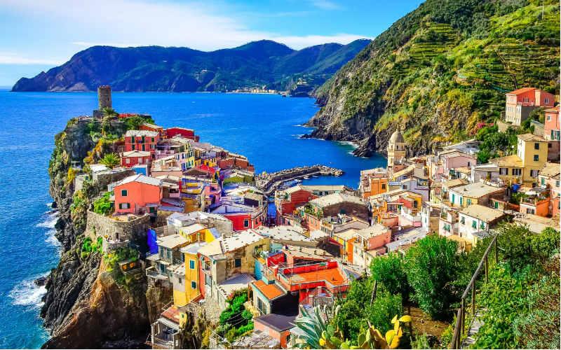 Portofino_cinque Terre