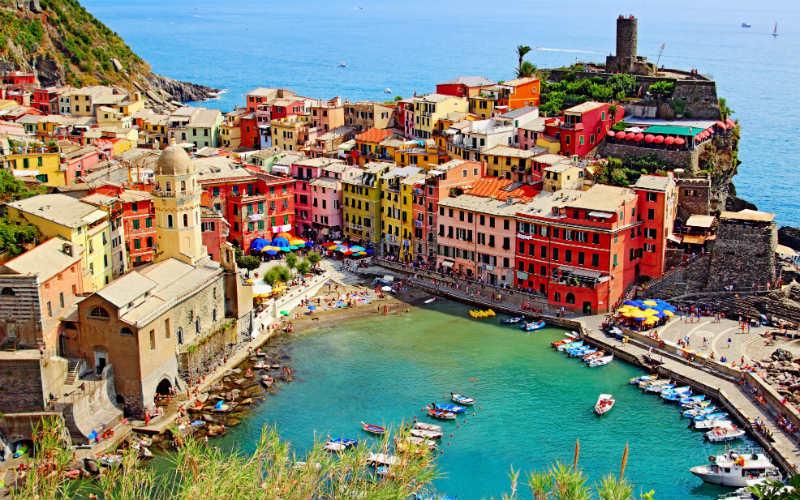 Portofino_vernazza_Cinque Terre