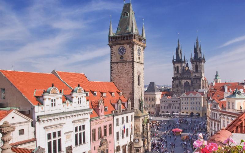 Hohe Tatra & Prag 3