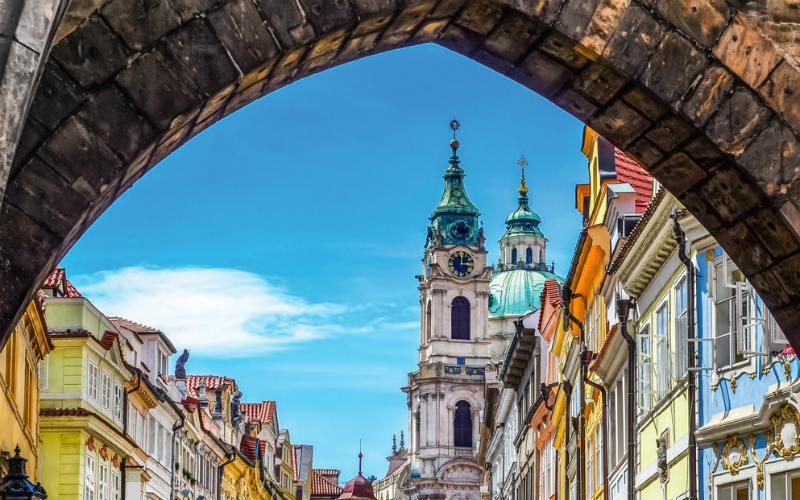 Escapade estivale à Prague 2