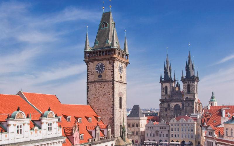 Escapade estivale à Prague 1
