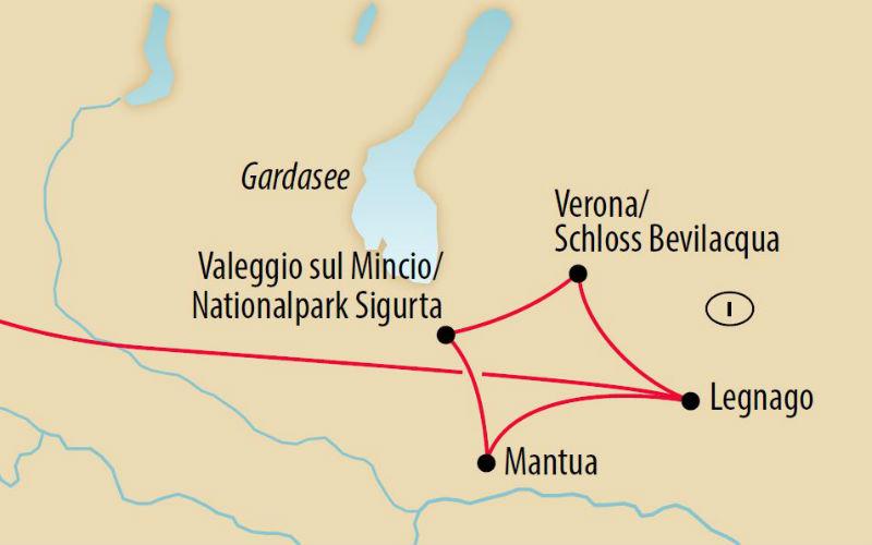 Opernträume in Verona & Italiens Traumgärten 5